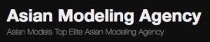 Asian Modelling Agency logo