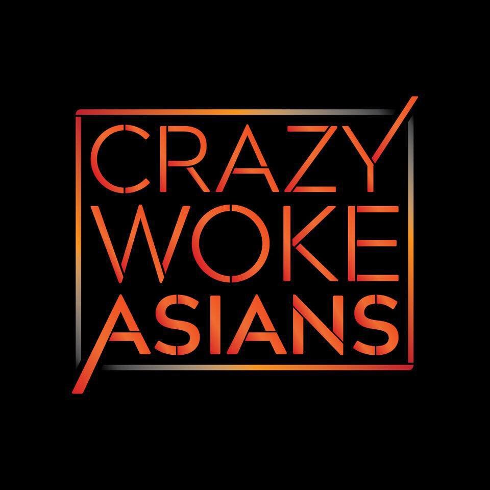 Crazy Woke Asians Logo